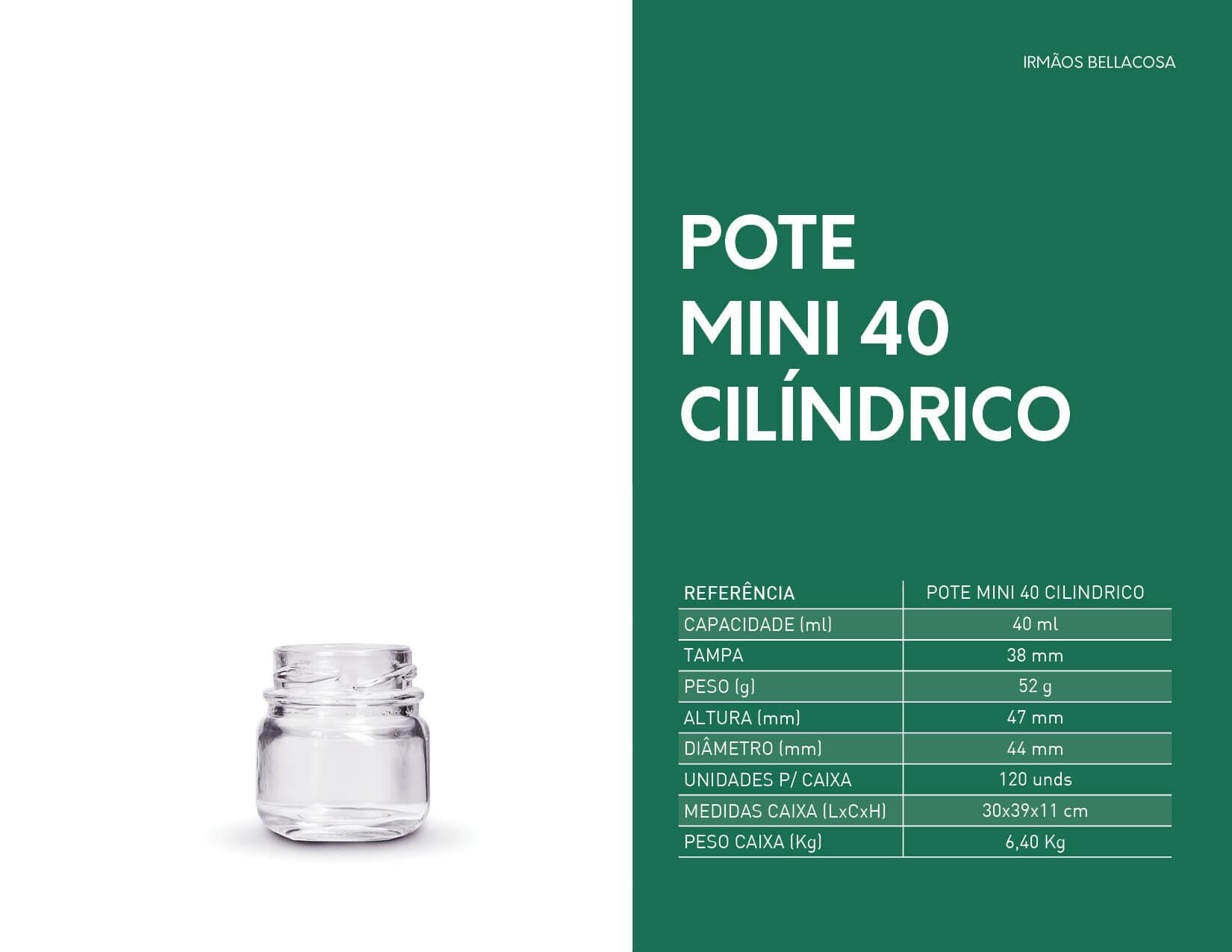 028-Pote-Mini-40-cilindrico-irmaos-bellacosa-embalagens-de-vidro
